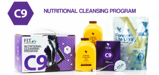 c9 diet forever living clean 9