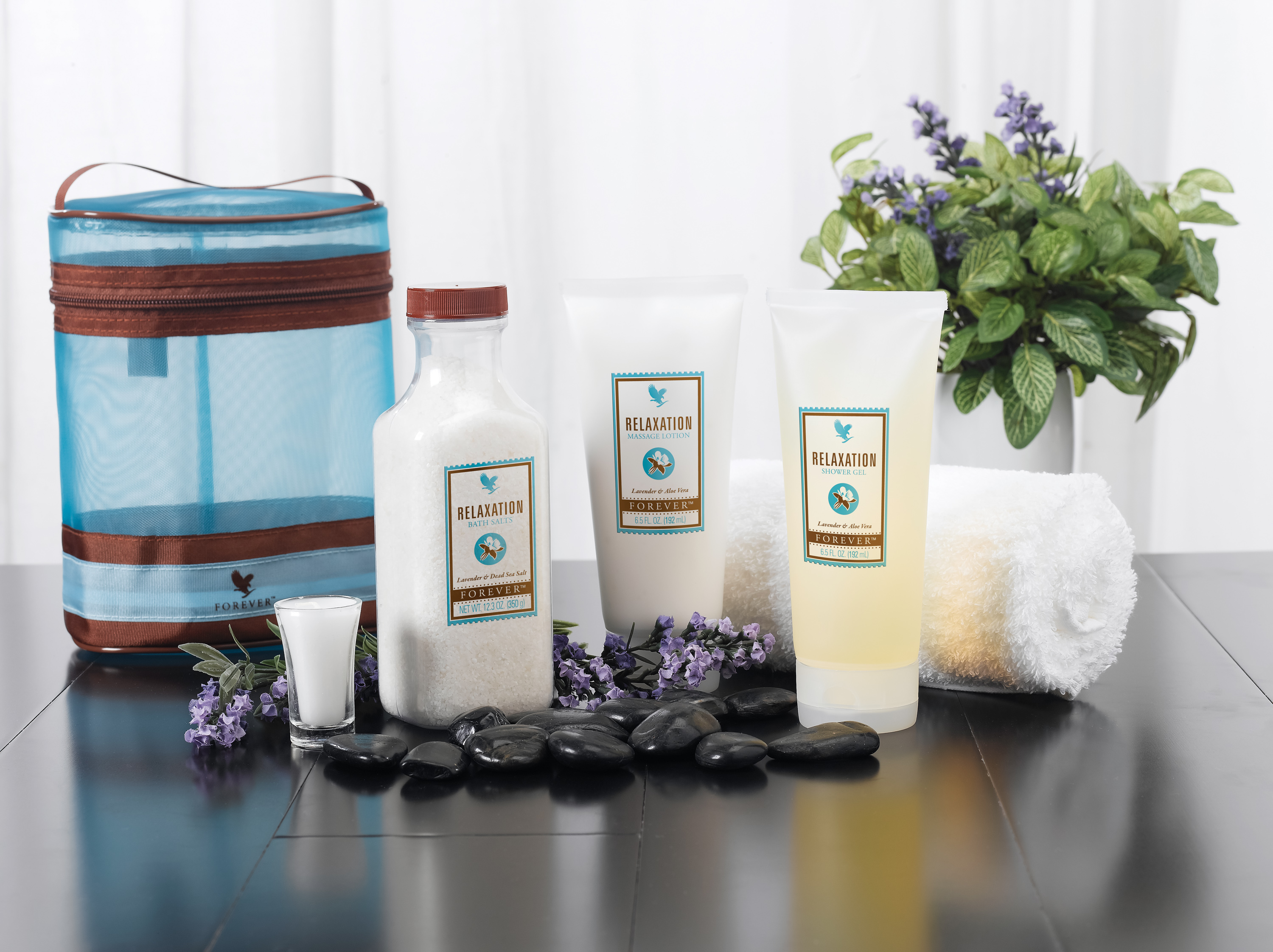 forever aroma spa collection