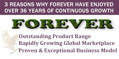 forever living does it work